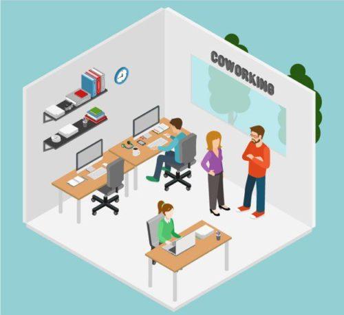 coworking benefits