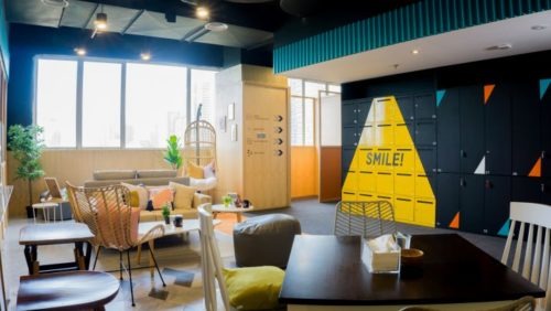 Coworking Space Central Jakarta