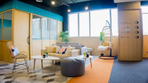 coworking space in sudirman