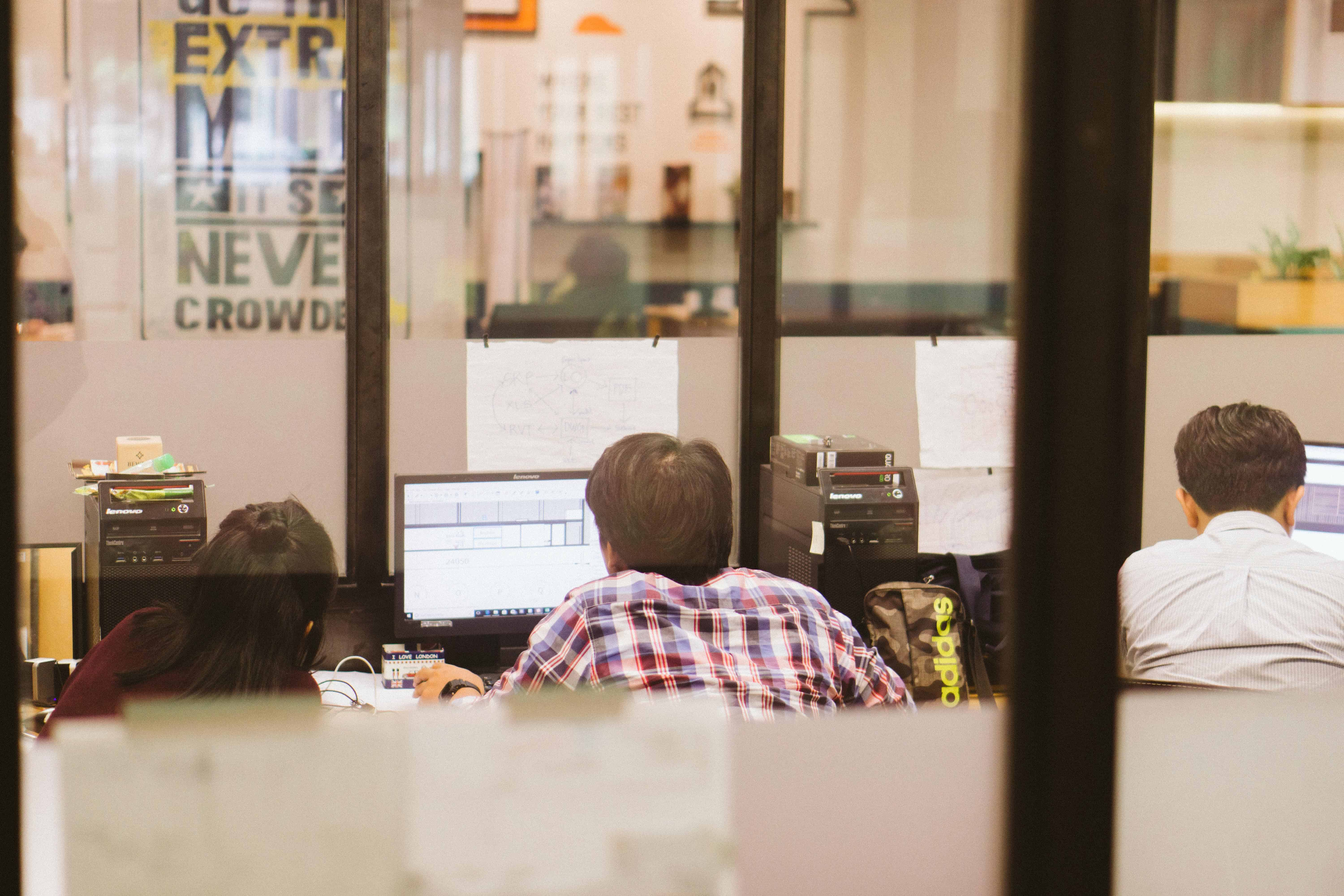 The Introvert's Survival Guide to Coworking Space