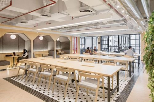 Coworking Space in Thamrin