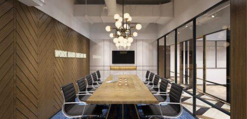 meeting room senayan