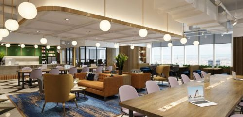coworking space south jakarta