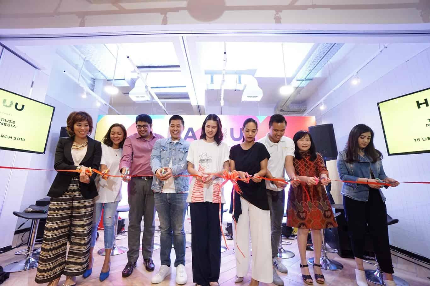 GoWork Plaza Indonesia Opening x HALUU
