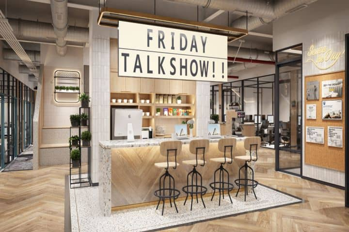 Office Space for Rent | GoWork Plaza Indonesia