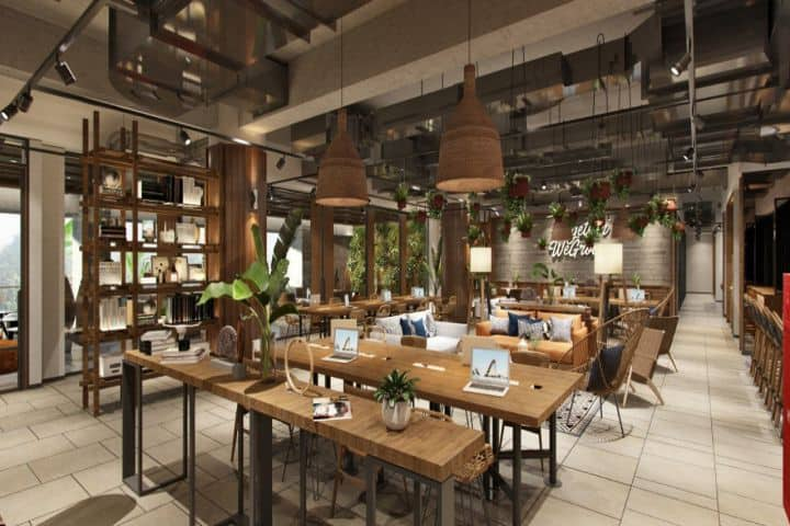 Your perfect coworking space destination while in Bali, Park 23