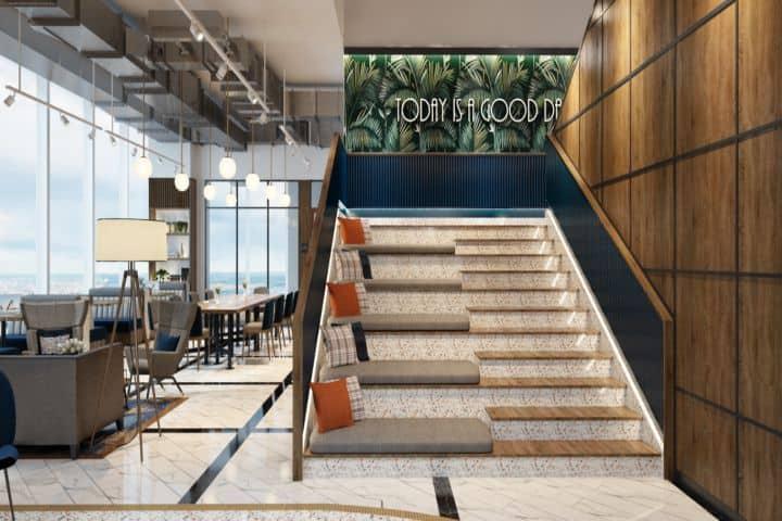 Offices for Rent | GoWork Millennium Centennial Center