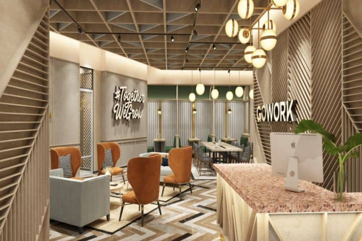 Serviced Office in Jakarta | GoWork Pacific Place 2.0