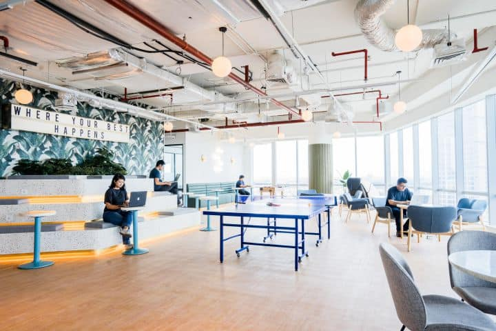 Shared Office Space in Jakarta