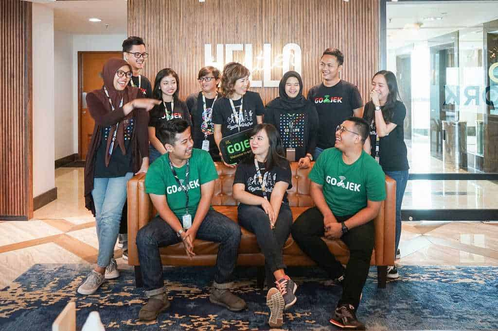 GoWork x GO-JEK: Building dynamic employee experience through avant-garde workspaces