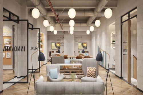 Lounge Area Menteng