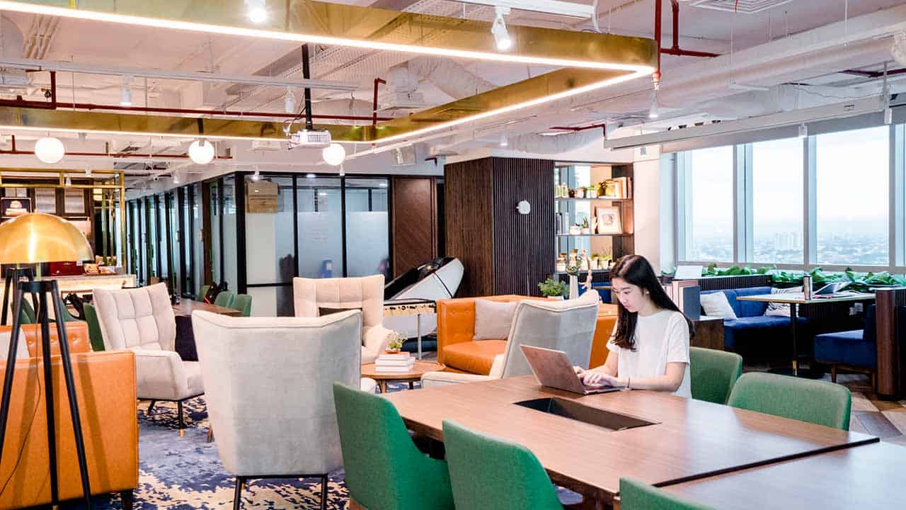 coworking space SCBD