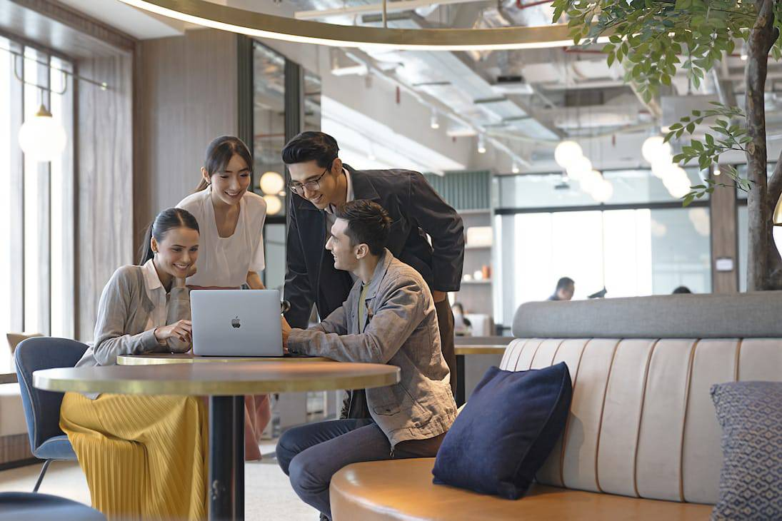 Keeping Your Team Mentally and Physically Afloat: A Guide to Workspace Wellbeing