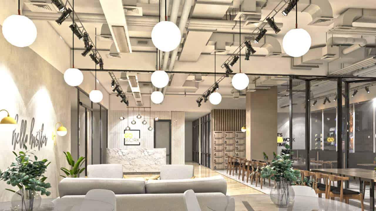 Coworking Space dan Solusi Sewa Kantor di Surabaya | GoWork