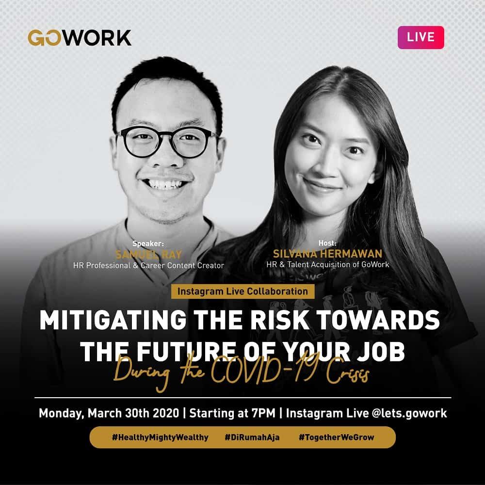 Manajemen Resiko Terhadap Pekerjaan Anda selama Krisis COVID-19