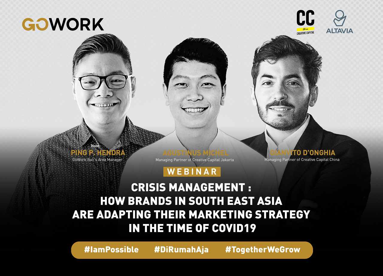 Crisis Marketing Strategy I: Brands and Technology