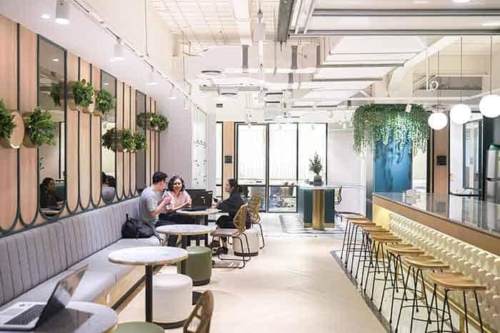 Tata ruang kantor optimal untuk kerja lebih produktif