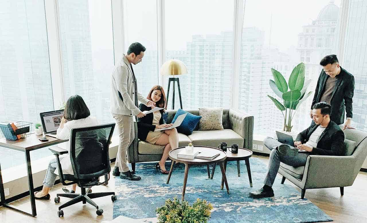 How High-Rise Workspaces Affect Company Performance