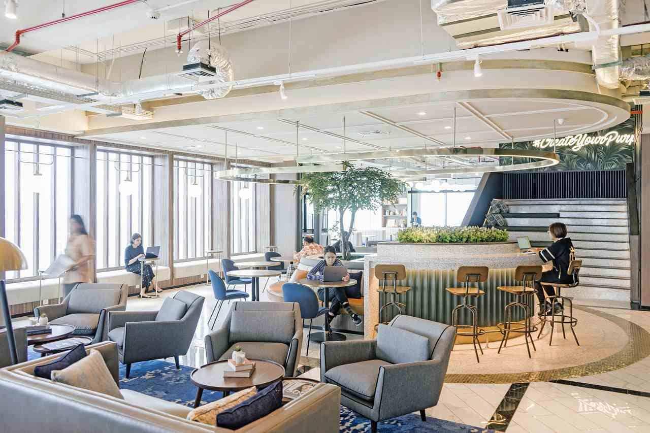 Menentukan Denah Rental Office Paling Efisien dan Efektif